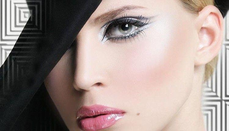 Магия цветов в макияже