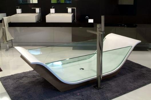 стеклянная-ванная