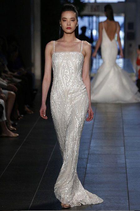 Свадебное платье 2014 в стиле ретро отRivini