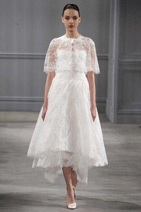 Свадебное платье 2014 отMonique Lhuillier