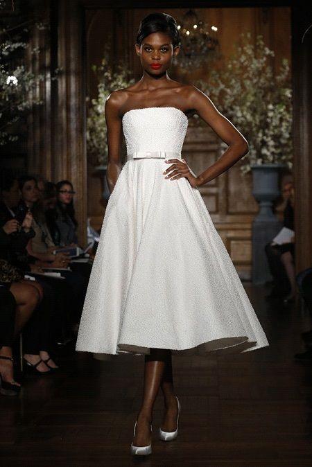 Свадебное платье 2014 отRomona Keveza Couture