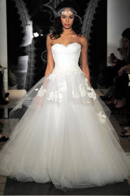 Свадебное платье 2014 баскаотReem Acra