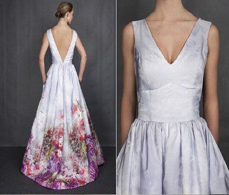 Свадебное платье 2014 от Chaviano Couture