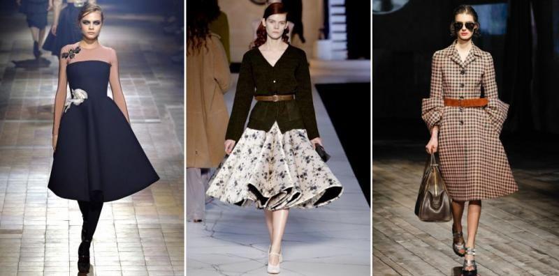 Модные тенденции осень зима 2013-2014