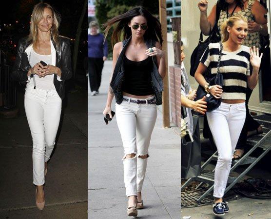 джинсы-42