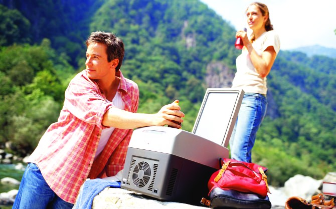Как выбрать автомобильный холодильник