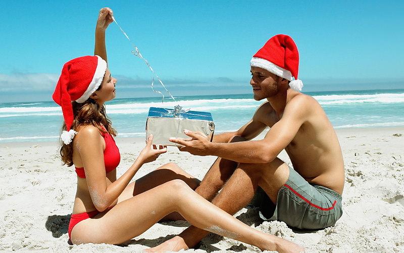 Новогодние туры или праздник у моря.
