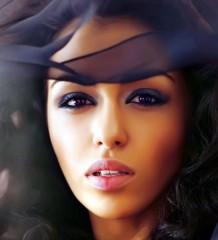 Красивые и выразительные глаза