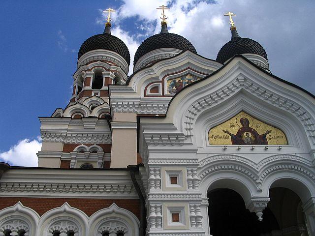 Как войти в православный Храм.