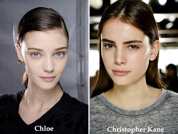 Естественный макияж 2014