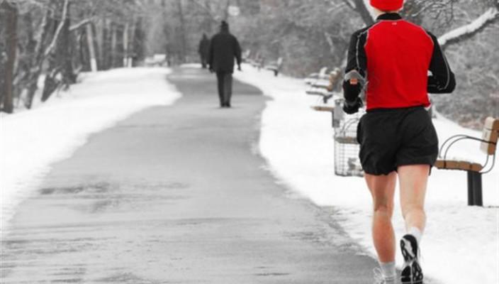 Как бегать в мороз
