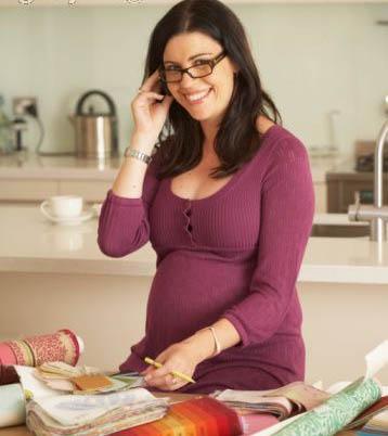 Зрение во время беременности