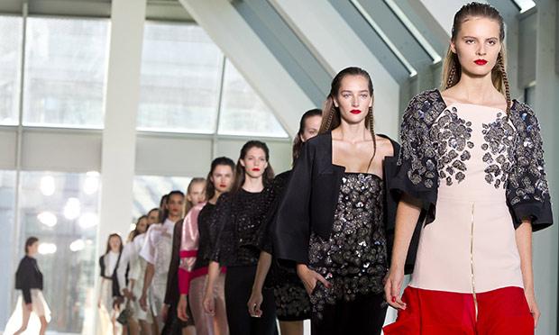 Модные тенденции весны 2014