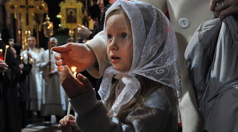 Воспитание детей в православном духе