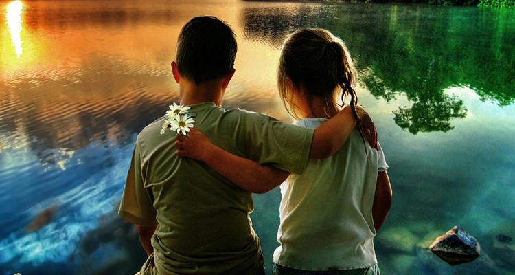 Если ребенок влюбился…
