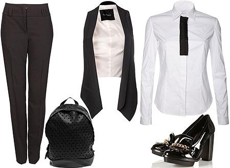cc2ef7c06be Что одеть в школу  Школьная мода 2014-2015 для старшеклассниц