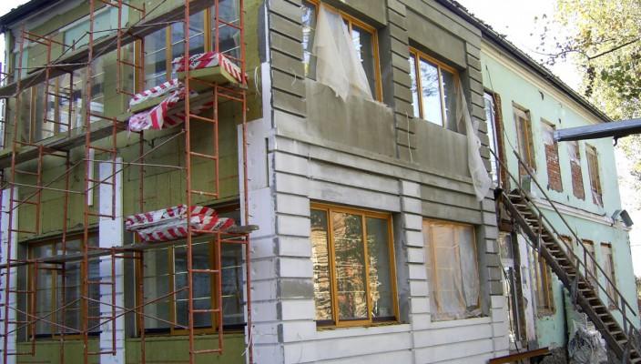 Архитектурный Фасад