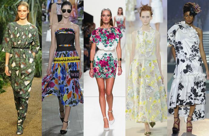 Французская Мода Лето