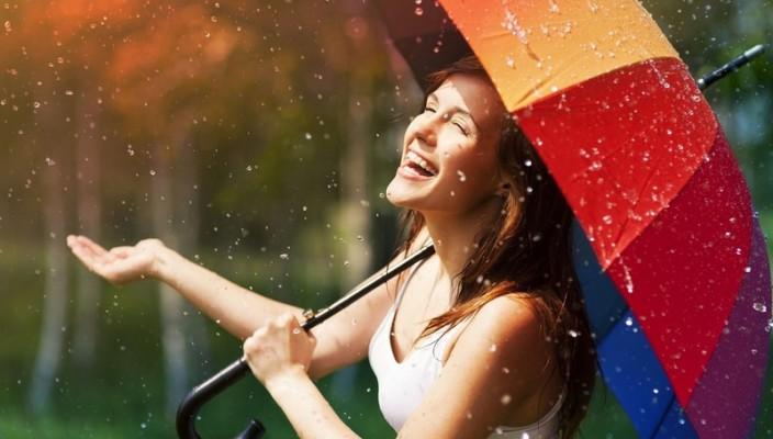 Непростая вещь, зонт