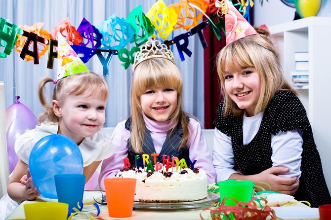 Как ребенку сделать веселый день рождения