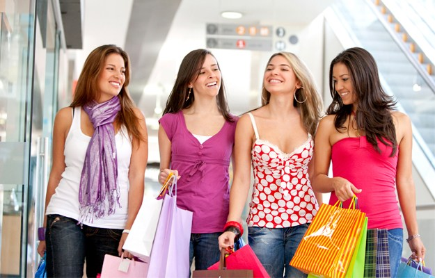 Покупки одежды в интернет-магазинах