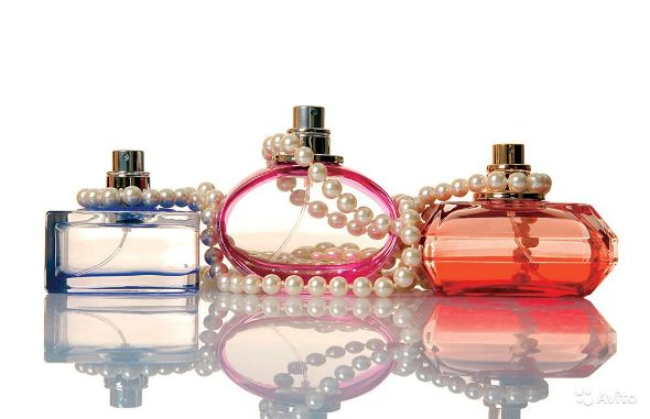 Женский-парфюм