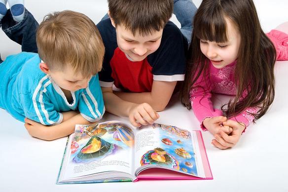 Выбираем развивающие книги для детей
