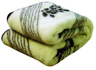 шерстяное-одеяло
