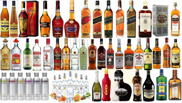 Алкоголь на дом – удобная покупка