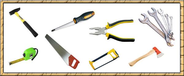 Какие инструменты должны быть у каждого мужчины